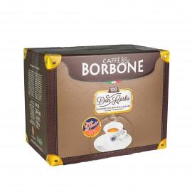 DON CARLO DEK 100Pz CAFFE' BORBONE(LAVAZZA A MODO MIO)