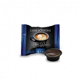 Don Carlo Blu 100pz - Caffè Borbone (LAVAZZA A MODO MIO)