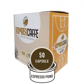 Bombercaffè Grancrema 50pz (Espresso Point)