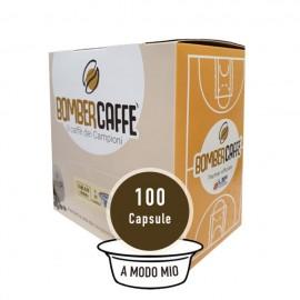 BOMBERCAFFE GRANCREMA 100 Pz (Lavazza A Modo Mio)