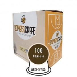 BOMBERCAFFE GRANCREMA 100 Pz (Nespresso)