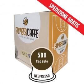 BOMBERCAFFE GRANCREMA 500 Pz (Nespresso)